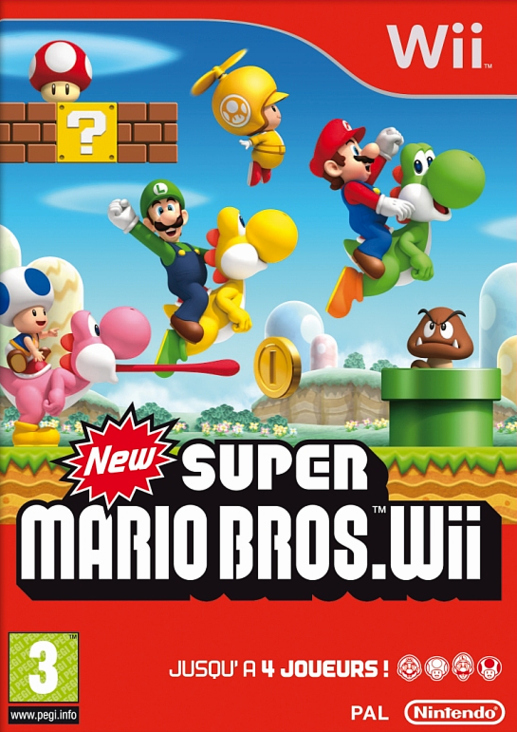 New Super Mario Bros.Wii
